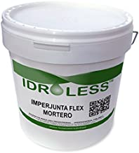 Barrera Capilar para Suelos Idroless Kit 6,66+4kg