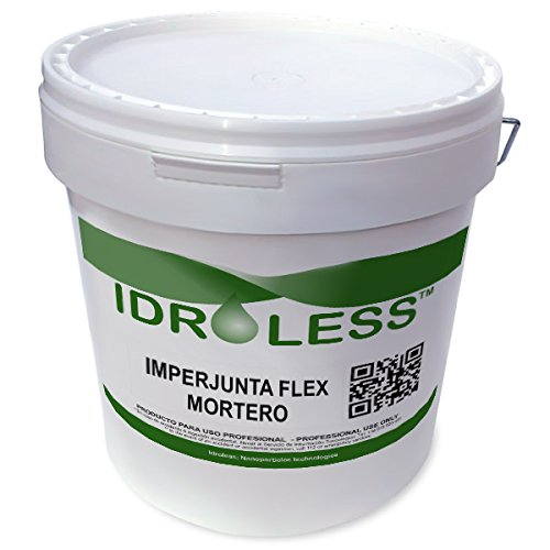 idroless, Malta Imperjunta Flex –5kg, bianca