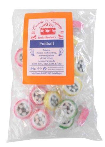 Rocks-Bonbon - Fußball - 5 x 100 g