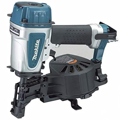 Makita AN453-R 15 Degree 3/4 in. - 1-3/4 in. Coil Roofing Nailer (Renewed) by Makita
