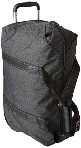Kipling ART ON WHEELS M - Maleta, 41 liters, Negro (BLACK INDIGO)