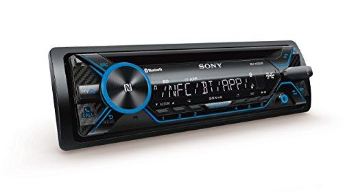 Sony MEX-N4200BT Autoradio con CD, Controllo