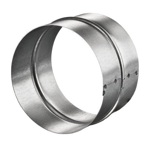 Jonction Union Vents pour Extracteur / Gaine flexible PM 150 Zn (150mm)