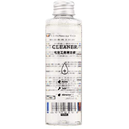 150ml Maquillage Brosse Poudre Puff Cleaner Liquide Nettoyant Fluide Professionnel Nettoyant Maquillage Brosse Nettoyant Shampooing