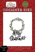 Carte Bella Dies-Merry Christmas