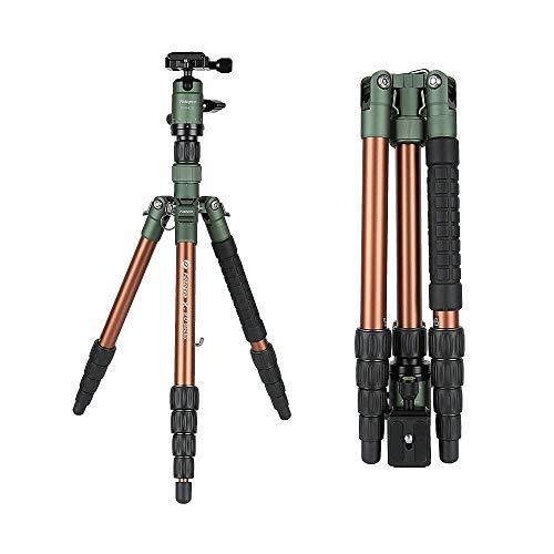 Fotopro X-Go Gecko Professionelles Stativ kompakt und mobil