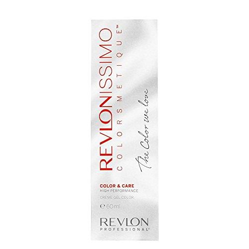 Revlon Revlonissimo Colorsmetique, Tinte para el Cabello 10.23 Rubio Clarísimo Beige Nacarado - 60 ml