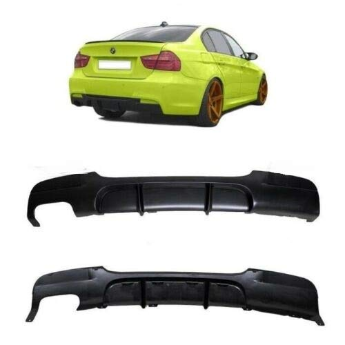 Sport Performance Optik DIffusor Heckansatz fur E90 E91 325d 330d