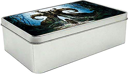 MasTazas El Laberinto del Fauno Pans Labyrinth Caja Lata Metal Tin Box