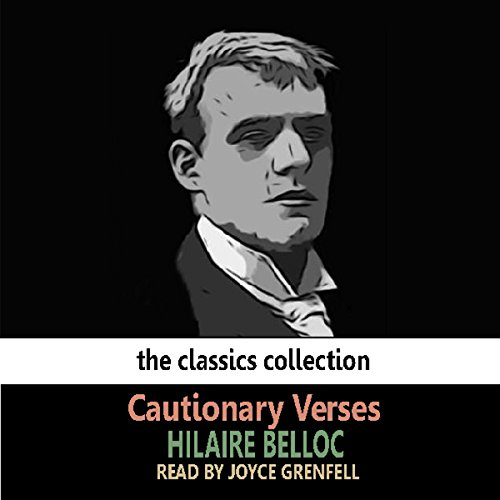 Cautionary Verses audiobook cover art