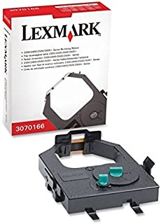 Lexmark Genuine Brand Name, OEM 3070166 Re-Inking Ribbon (4M Characters) (AKA 11A3540)