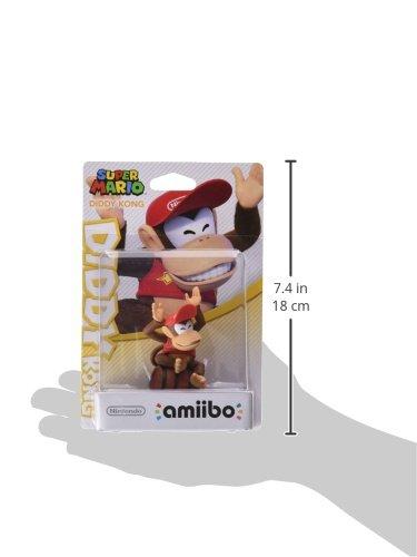 amiibo SuperMario Diddy Kong - 4