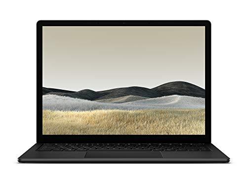 "Microsoft Surface Laptop 3 Negro - 13.5"" - 2256x1504 Táctil - Intel Core i7-16GB - 256GB SSD - Wi-"