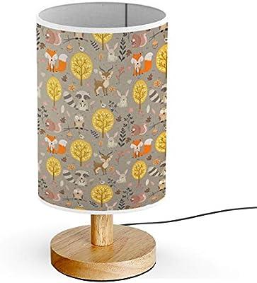 Amazon.com: Queen Patterns Wood Base Decoration Desk Table ...