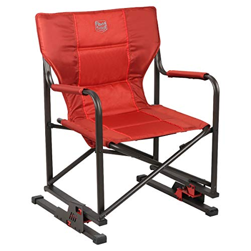 Timber Ridge Mulberry Outdoor Bounce Chair