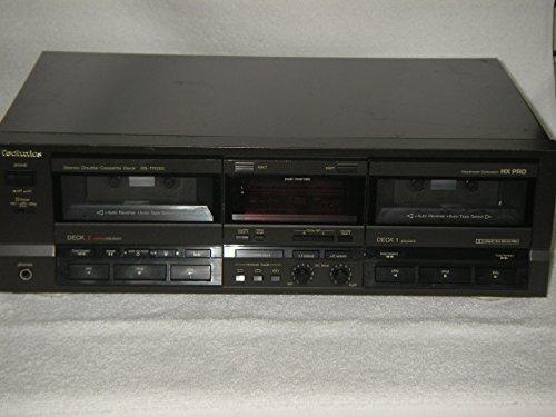 TECHNICS Stereo Double Cassette Deck, Model RS-TR355