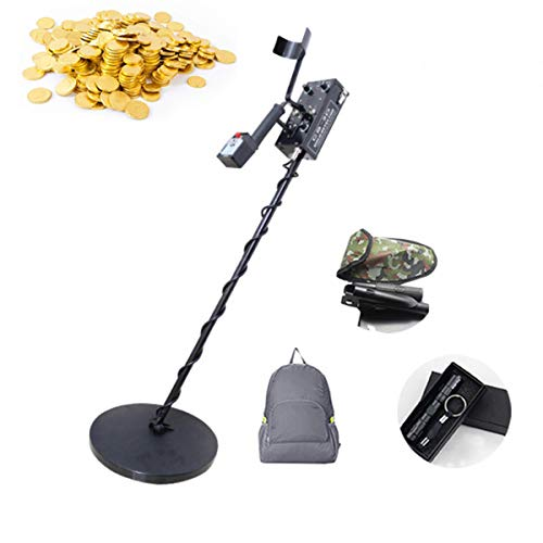 Amazing Deal HBHHB Metal Detector for Adults CS-3D Detection Depth 5.5M Chargeable Full Metal and Id...
