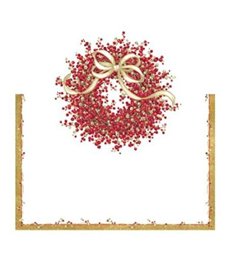 Christmas Place Cards Christmas Party Christmas Dinner Christmas Table Decorations Pepperberry Pk 16