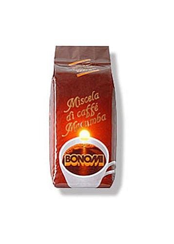 Bonomi Kaffee Espresso Macumba Miscela Di Caffe, 1000g Bohnen