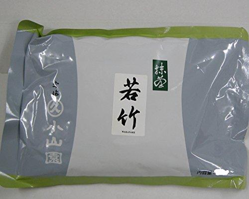 【丸久小山園】【菓子・スイーツ用】製菓用抹茶/若竹(わかたけ)100gアルミ袋入