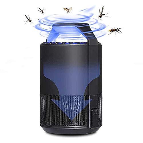 Lámpara De Asesino Inteligente De Mosquitos De Múltiples Bandas, Madre Y Bebé Controlada por La Luz Puede Ser Una Lámpara De Mosquito Silenciosa, Carga USB, para El Hogar