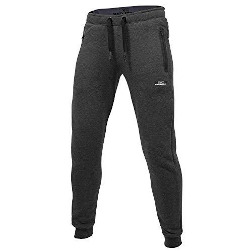 Feflogx Sportswear Herren & Damen Jogginghose | Sport-Hose für Fitness, Gym, Kampfsport-Training, MMA, Freizeit & Joggen | Jogger-Pants | Sweatpants