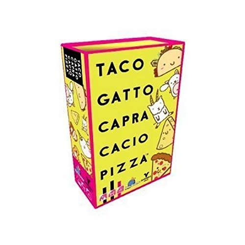 Ghenos Games Taco Gato Capra Cacio Pizza, 1