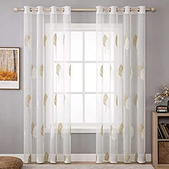Best sheer living room curtains Reviews