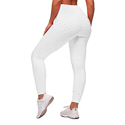 Memoryee Leggings de Compression Anti-Cellulite Slim Fit Butt Lift Elastique Pantalon de yoga taille...