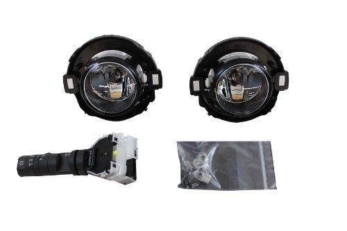 Nissan Genuine Accessories 999F1-KV000 Fog Light for Plastic Bumper