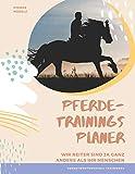 Notizbuch, Planer, Organizer-Pferdetraining: XXL Planer/ Organizer mit viel Platz für Trainingsziele, Medikamente, Tierarzttermine usw. Eine ... Seiten strukturiert, liniert, Cornell-Methode