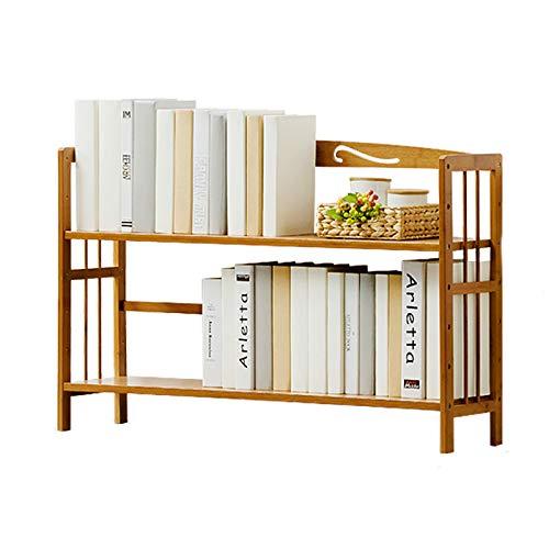 Grapefruit Mini Bookshelf Simple Floor Bedroom Shelf Creative Free Combination Small Bookcase Bookshelf for Living Room Study Room Bedroom Office 30 x 17 x 60 cm