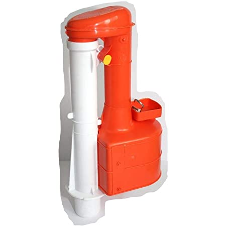 con Approvazione WRAS per cisterne Narrow Dudley Sifone Turbo 44//21,6/cm