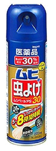 ムヒの虫よけムシペールPS30