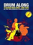 Drum Along - 10 German Rock Songs (Play-Along): Noten, CD für Schlagzeug - Jörg Fabig