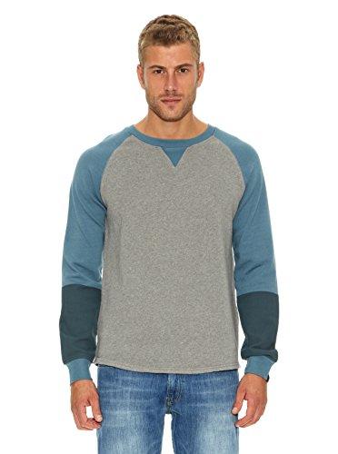 Levi´s Sweatshirt Line grau/blau XL