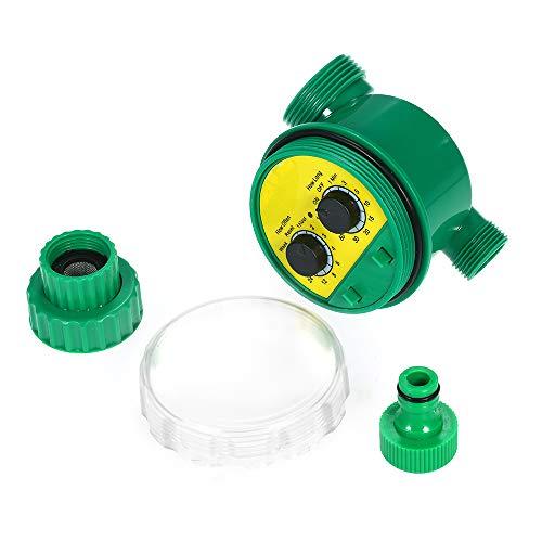 KKmoon - Timer automatico per l'irrigazione del giardino, con sistema di irrigazione automatico