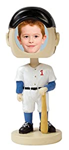 Neil Enterprises Inc. Baseball Photo Bobble Head