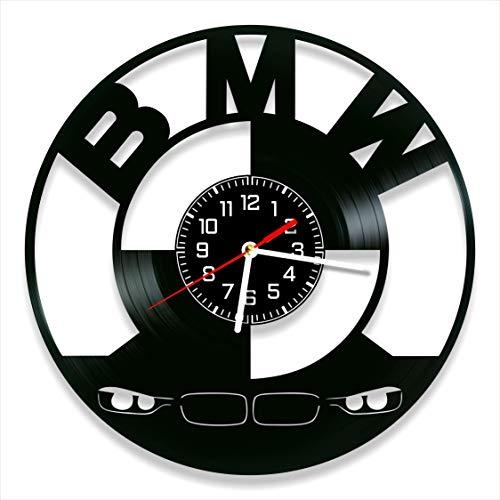 BMW Vinyl Wall Clock