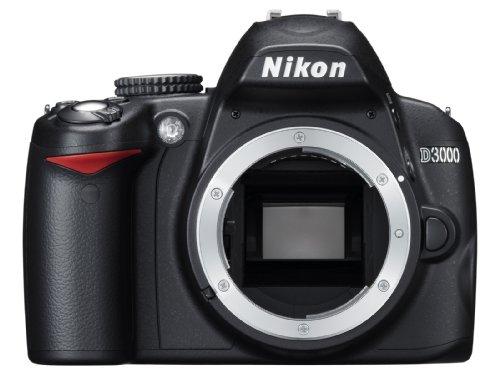 Nikon デジタル一眼レフカメラ D3000 ボディ D3000