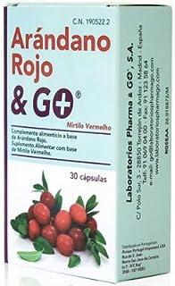 Pharma & Go Arandano 30 Capsulas - 1 Unidad