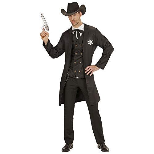 Widmann - Erwachsenenkostüm Sheriff