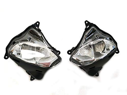Aftermarket Premium LED Headlight assembly for Yamaha YZF R3 R25 2019-2021 UP