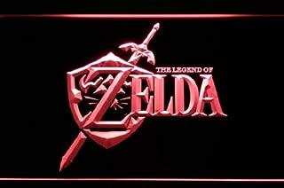 Legend of Zelda Video Game Neon Light Sign