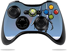 MightySkins Skin Compatible with Microsoft Xbox 360 Controller - Tracker | Protective, Durable, and Unique Vinyl Decal wrap Cover | Easy to Apply, Remove, and Change Styles | Made in The USA