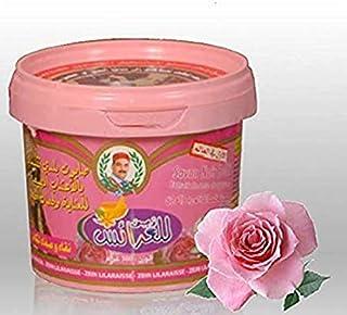 Premium Moroccan Soap with- Roses - 300g صابون مغربي أصلي بخلاصة الورد الناعم