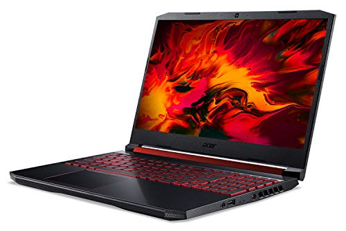 Acer Nitro 5 AN515-54-72FF Notebook Gaming, Processore Intel Core i7-9750H, RAM 16 GB DDR4, 1024 GB PCIe NVMe SSD, Display 15.6