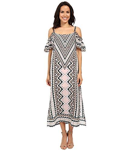 ナネットレポー トップス ワンピース Havana Nights Maxi Dress Natural Mu 1oe [並行輸入品]