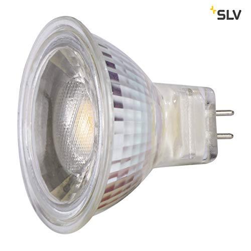 SLV A60 RETROFIT LED Leuchtmittel, GU5.3, 5 W, chrom