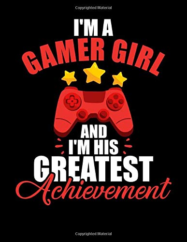 I'm A Gamer Girl: I'm a Gamer Girl and I'm His Greatest Achievement Gaming 2020-2024 Five Year Planner & Gratitude Journal - 5 Years Monthly Calendar ... Reflection With Stoic Stoicism Quotes